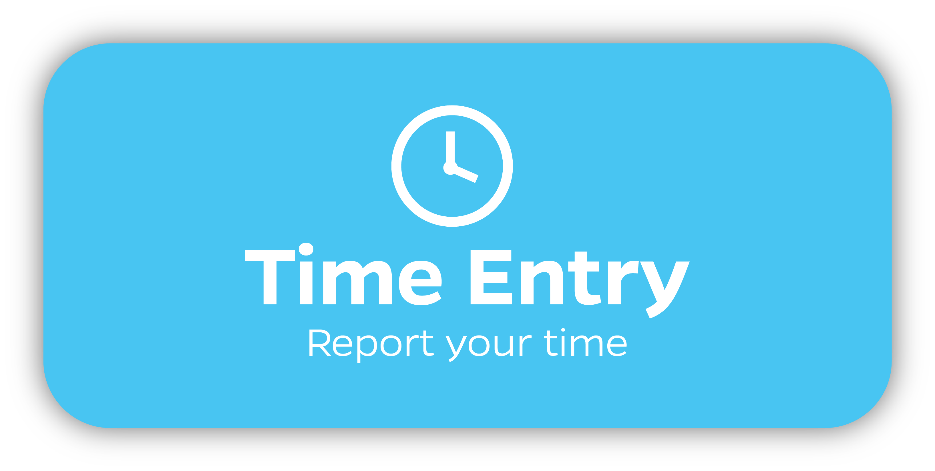 Time Entry