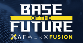 AFWERX Fusion 2020 - Base of the Future Logo