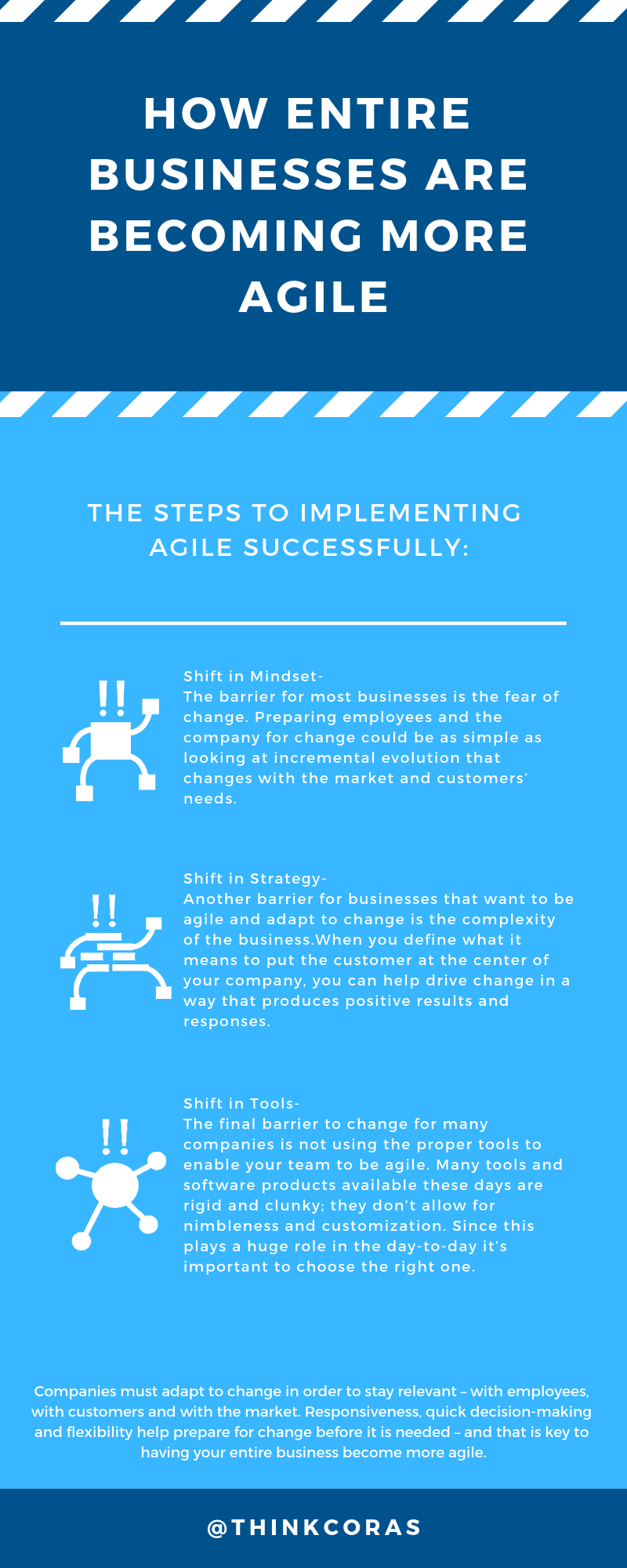 Three Ways Entire Businesses Are Becoming More Agile
