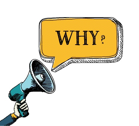 "Getting to ""Why?"""